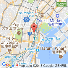 Serviced offices to rent and lease at 3F Shiodome Building1220