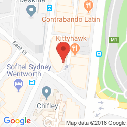Chifley Map on