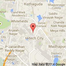 Serviced Office Rental, The Oval Building, Hitech city ...