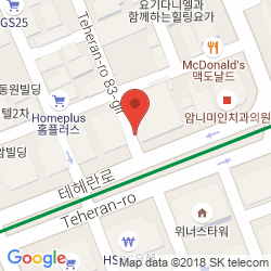 Serviced offices to rent and lease at 4F, EK Tower, 141-26,Samsung ...