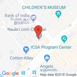 Lalit kala academy chennai map pdf