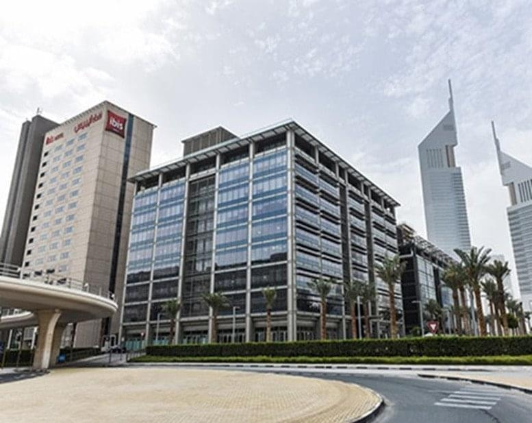 Serviced offices to rent and lease at Dubai World Trade ...