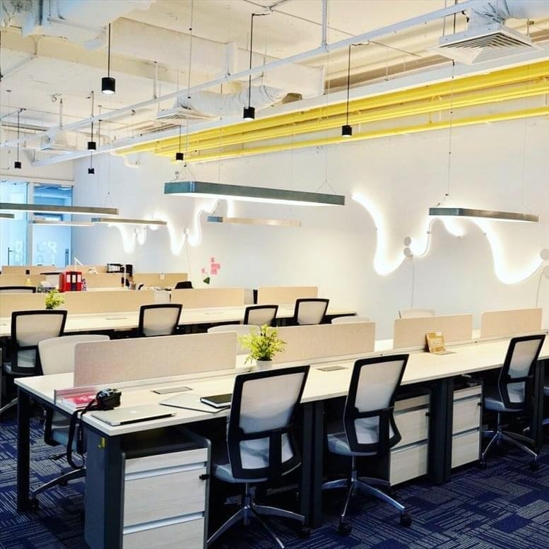Serviced Offices To Rent And Lease At Room 1408 Building 1 No 1687 Changyang Road Yangpu District