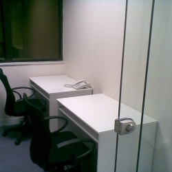 Serviced office centre in Hong Kong