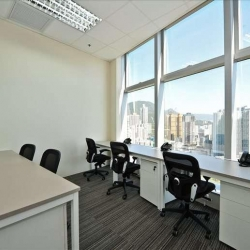 Executive suites in central Hong Kong