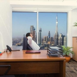Exterior image of 31st floor, Single Business Tower,, Sheikh Zayed Road, Business Bay Area,, Dubai, United Arab Emirates