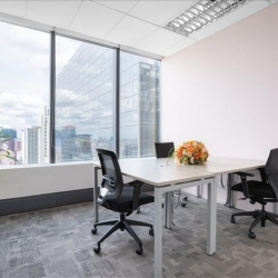 Interior of 35th Floor, 33/4 Tower A , Rama 9 Road, Huaykwang Sub-district