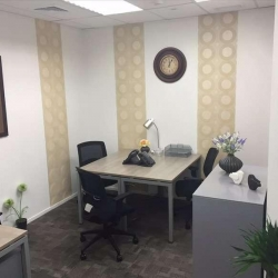 Serviced office centres in central Bangkok