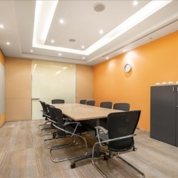 Interior of 36/F CRC Tower, All Seasons Place, 87/2 Wireless Road, Lumpini, Phatumwan