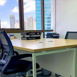 Executive office centres in central Bangkok