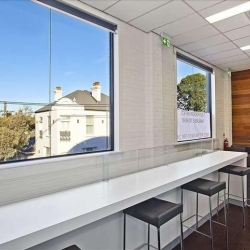 Executive office centre in Sydney