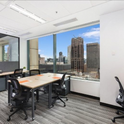 Serviced offices in central Melbourne