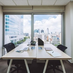 Serviced offices to hire in Bangkok