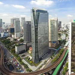 Office accomodations to let in Bangkok