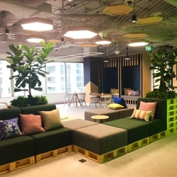 Office suites in central Bangkok