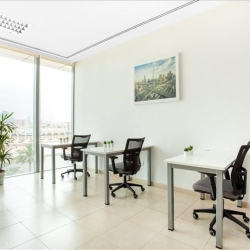 Serviced office in Abu Dhabi
