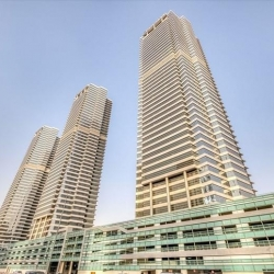 Exterior image of 44th Floor Al Mazaya Tower BB2, Sheikh Zayed Road