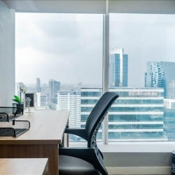 Office accomodations in central Jakarta