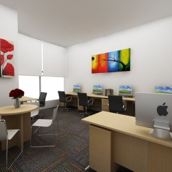 Office spaces in central Tangerang