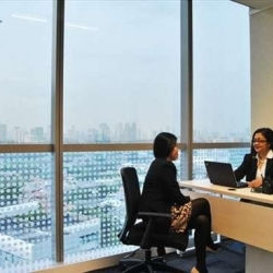 Serviced office centres to let in Jakarta