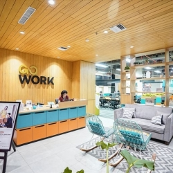 Exterior image of GoWork Setiabudi Kuningan, Setiabudi Building 2, Ground Floor Unit 102 AB, JL. HR Rasuna Said Kav. 62