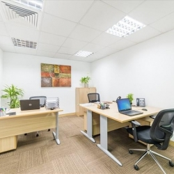 Executive office centre in Dubai
