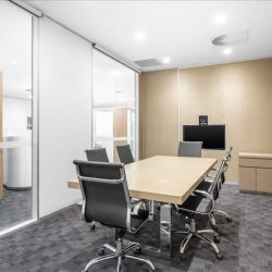 Level 14, 380 St Kilda Road executive offices