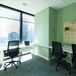 Executive office centres in central Melbourne