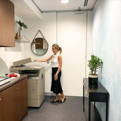 Executive office centres in central Sydney
