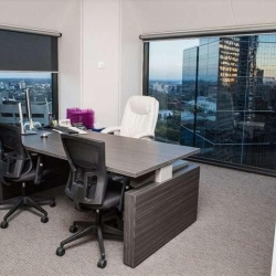 Office spaces in central Melbourne