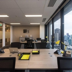Interior of Level 32, 367 Collins St