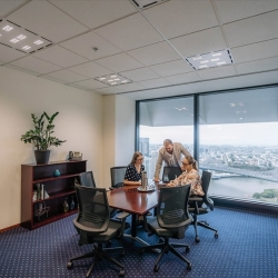 Executive office centres in central Brisbane