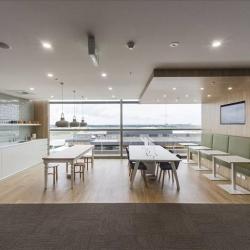 Office spaces in central Sydney