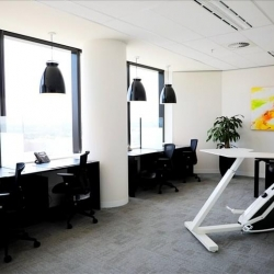 Interior of Level 8, Tower 1, 1341 Dandenong Road, Malvern East