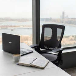 Executive office in Dubai