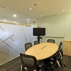 Executive offices in central Jakarta