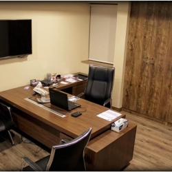 Serviced office centres in central Dubai
