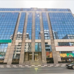 Exterior image of Office 1050 & 106, Business Time Centre, Al Abbas Building Bur Dubai, Bank Street