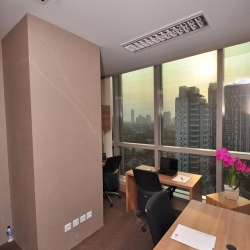 Jakarta serviced office centre