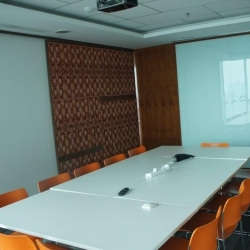 Serviced office centre in Jakarta