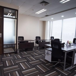 Executive office in Jakarta