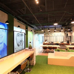 Serviced office centre - Bangkok