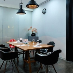 Interior of Talavera Office Suite 18th floor, Jl. T. B. Simatupang Kav. 22-26, South Jakarta
