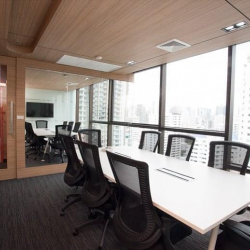 Office spaces in central Bangkok