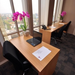 Office spaces to hire in Jakarta