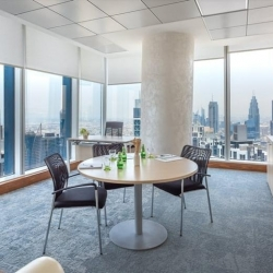 Interior of 44th Floor, Vision Tower, Business Bay