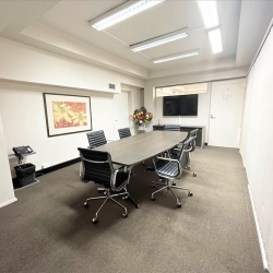 Executive office centre in Melbourne