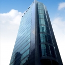 Exterior image of Level 13 Silver Fortune Plaza 1 Wellington St Central. Click for details.