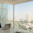Exterior image of Level 5, Fairmont Office Towers, Sheikh Zayed Road. Click for details.