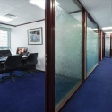 Interior of offices - Level 4 Building B Al Mamoura, Mohammed Bin Khalifa Street (15th St), Muroor District